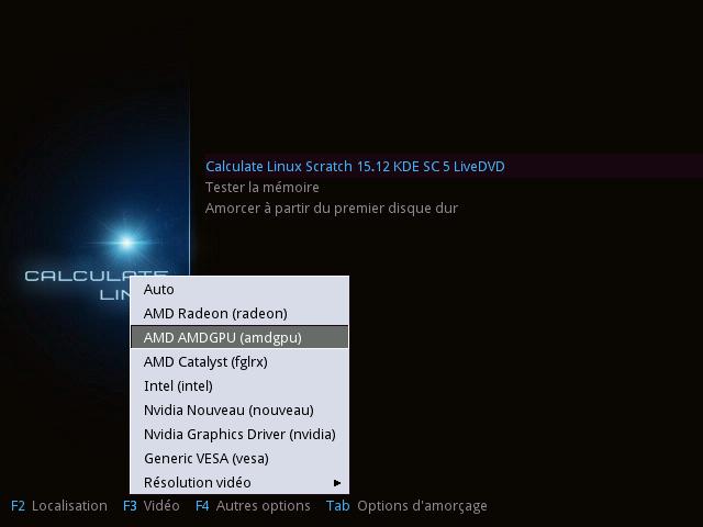 installez et exécutez Linux à partir du disque dur externe